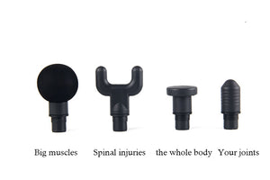 【Labor Day promotion-50% OFF-】4 In One,Relieving Pain,3 Speed Setting Body Deep Muscle Massager