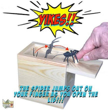 Load image into Gallery viewer, Mischievous spider