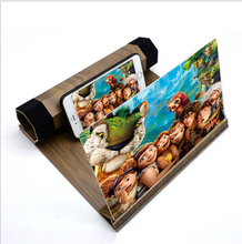 Load image into Gallery viewer, Screen Magnifier 3D Smart Mobile Phone Movies