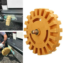 Load image into Gallery viewer, Pneumatic Degumming Rubber Grinding Wheel Tire Polishing Tool
