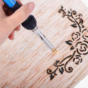 Professional Wood Burning Set