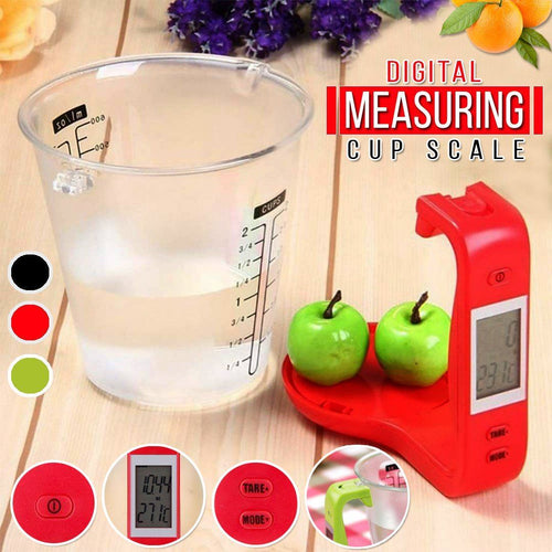 Digital Detachable Measuring Cup