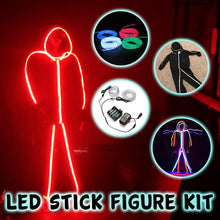 Load image into Gallery viewer, LED Stick Figure Kit(Buy 2 15%off and free shipping)