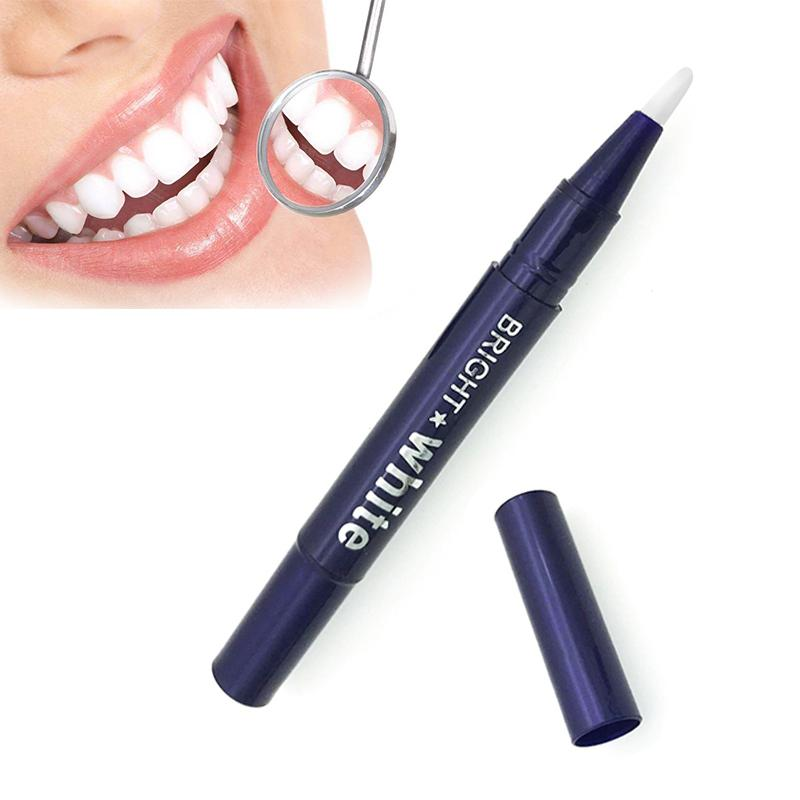 Teeth Whitening Pen Easy to Use, Natural Mint Flavor