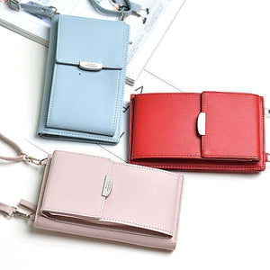 (Only Today 75% OFF)All-In-One Crossbody Phone Bag