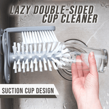 Load image into Gallery viewer, Lazy Double-Sided Cup Cleaner