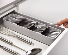 Load image into Gallery viewer, DrawerStore™ Cutlery Organizer