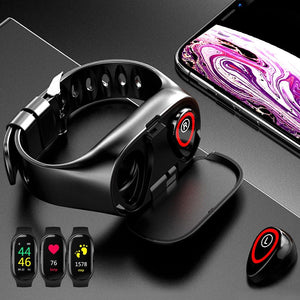 Smartwatch with Earphone