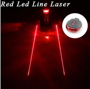 LED Safety Tail Light - Omnia
