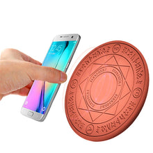 Load image into Gallery viewer, Anime Magic Circle Quick Wireless Charger