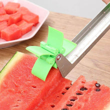 Load image into Gallery viewer, Slide-n-Dice™ Windmill Watermelon Slicer