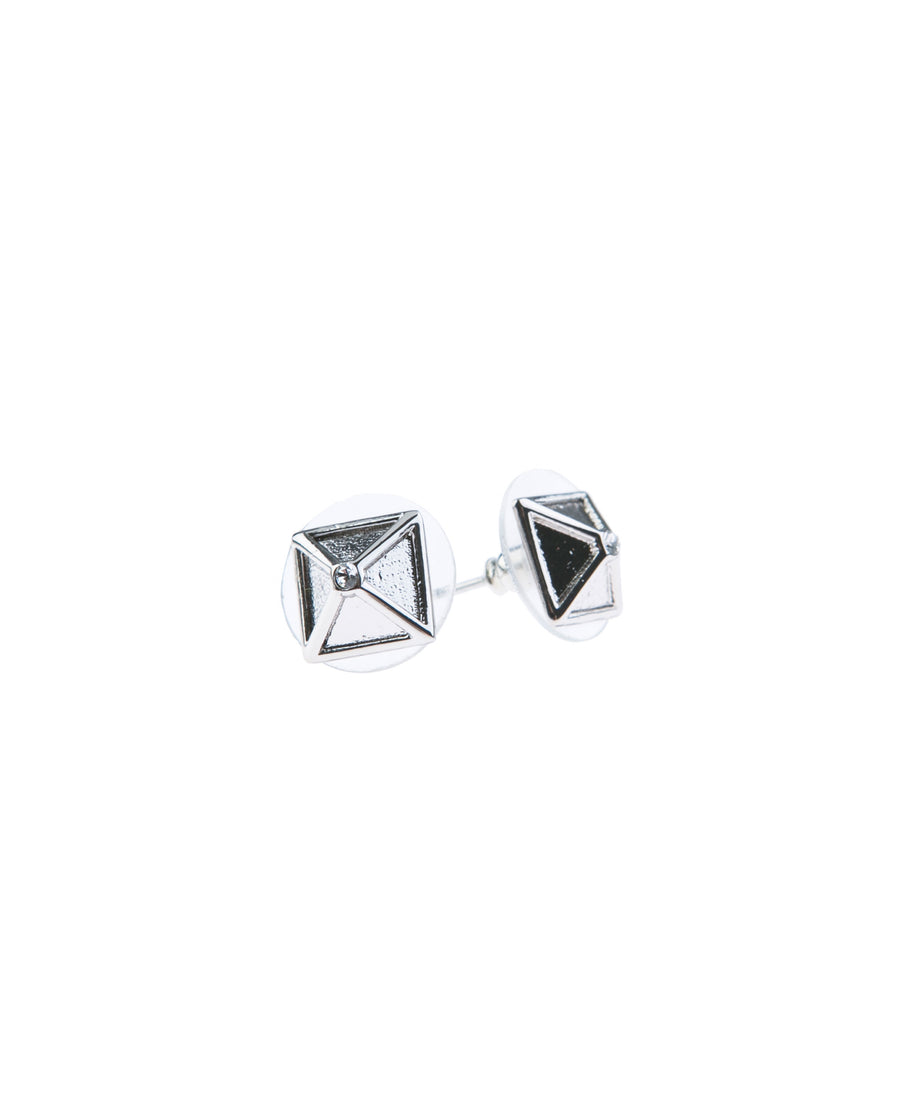 Canopy Of Stars Fine Studs - Silver