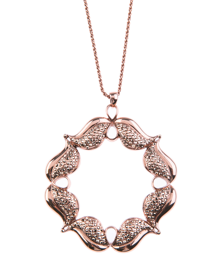 Heart On A String Statement Necklace