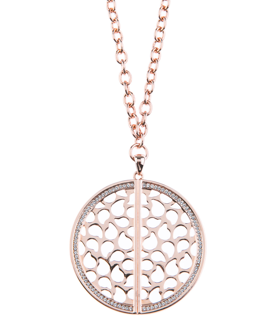 Of Dreamers and Dancers Signature Necklace - Rose Gold