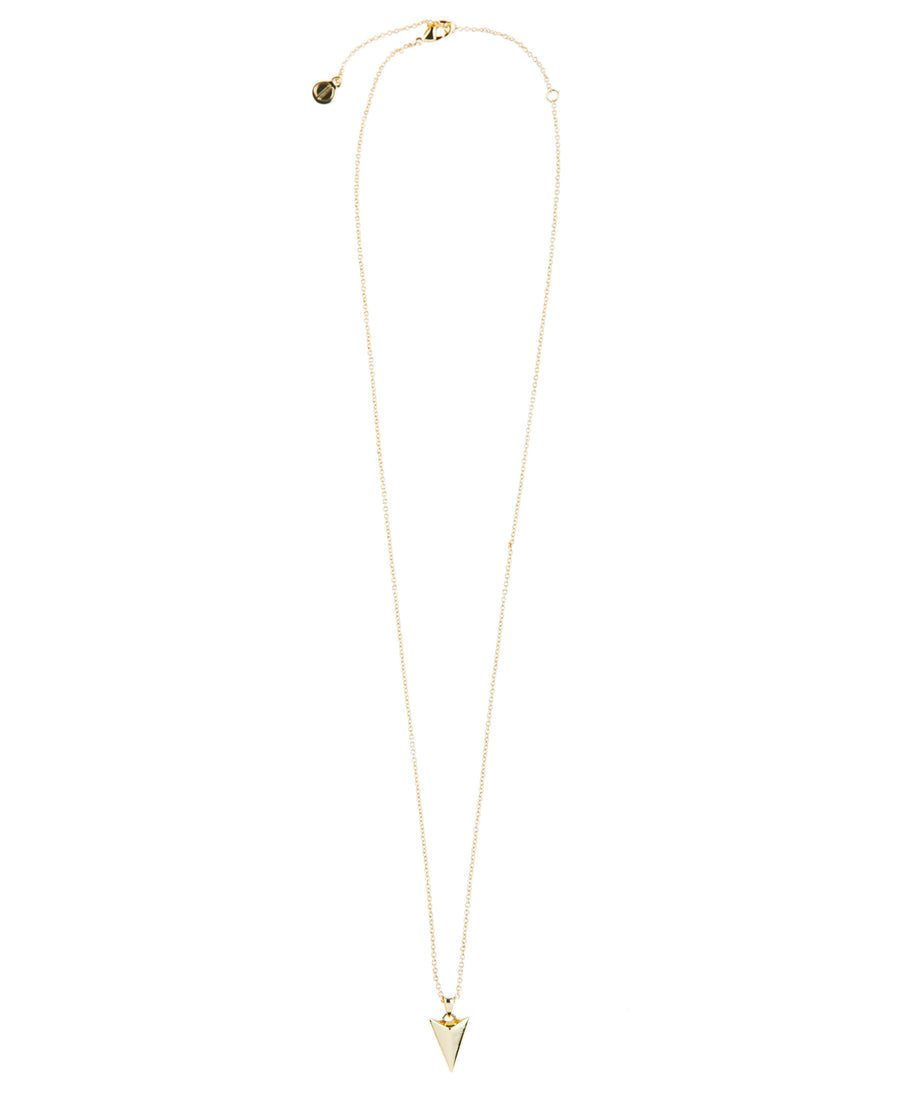 Show Me The Way Fine Necklace - Gold