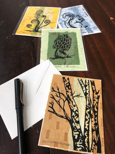 Card Pack: Woodland (4 Pack)