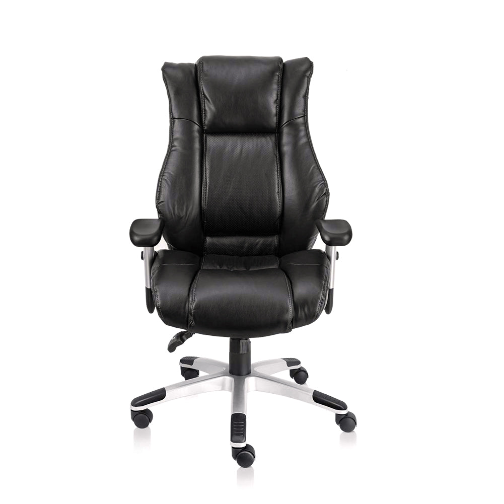 Smugdesk Leather Executive High Back Office Chair