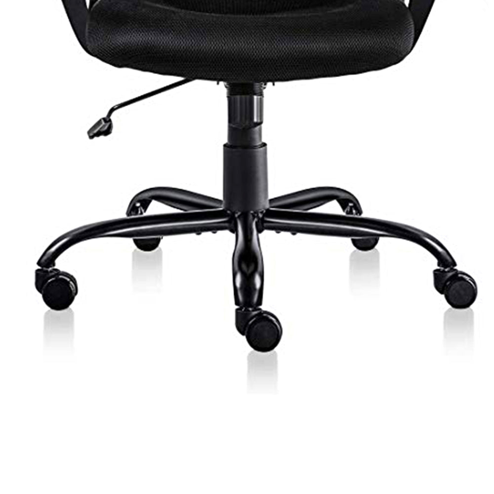 SmugChair Mesh Mid Back Office Chair
