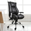 SmugChair Leather Executive High Back Office Chair