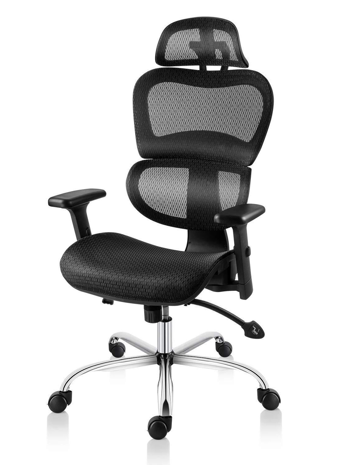 SmugChair Ergonomic High Back Mesh Office Desk Chair  Smugdesk