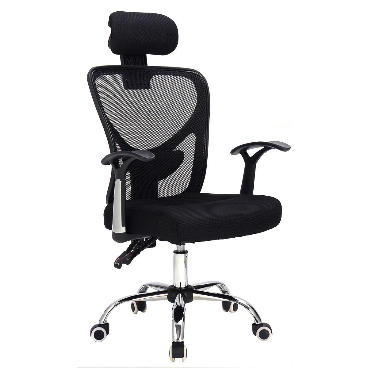Ergonomic Mesh High Back Office Chair Computer Desk Task Executive with Headrest