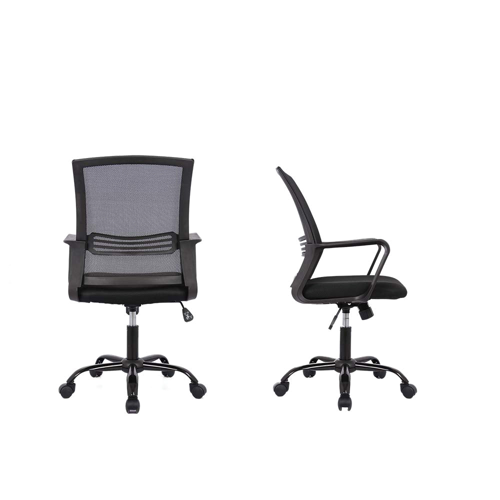 Smugdesk Mesh Mid Back Large Office Chair