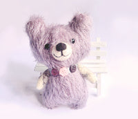 Mohair Bear-Making & Wool Felting