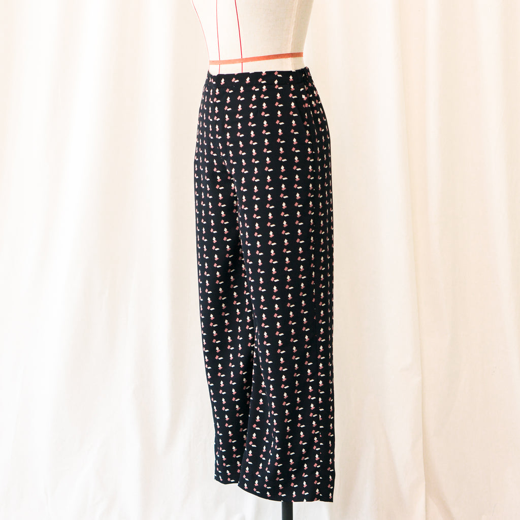 Pattern: 203 – Culottes Pants *Custom Fit