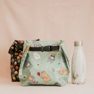 Fashion Sewing 102: Fabrics, Construction & Make An Eco-friendly Waterproof Bag