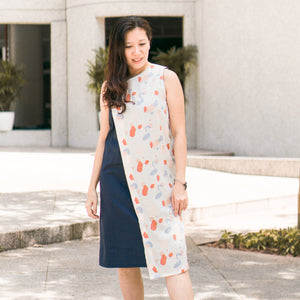 Live Class: Asymmetric Flap Dress