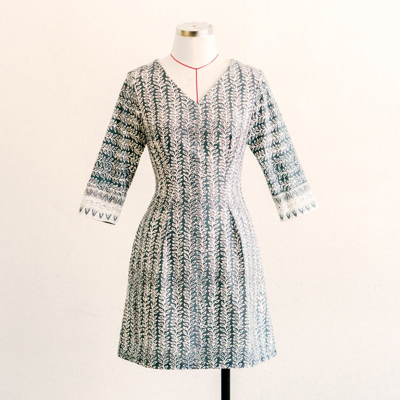 Pattern: 207 – Shift Dress *Custom Fit