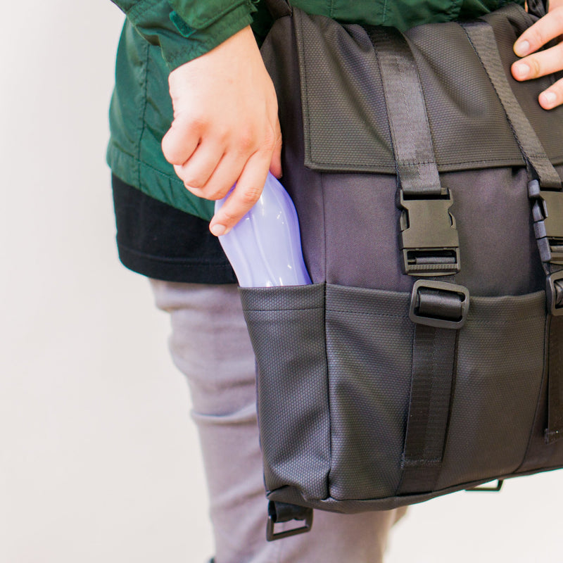 [E-Classes] 3-Way Buckle Backpack