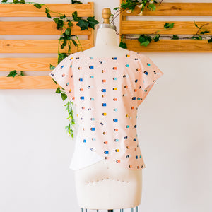 EASY Draft & Sew: Casual Boxy Top