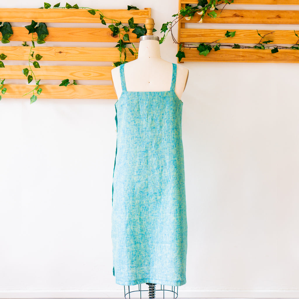 EASY Draft & Sew: Button-Down Dress