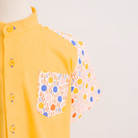 Kidswear: Boys' Mandarin Shirt K303 *Custom Fit