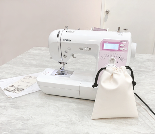 Fashion Sewing 101 PLUS - Introduction to Sewing & Make A Drawstring Bag