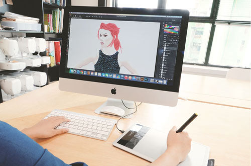 adobe photoshop for fashion