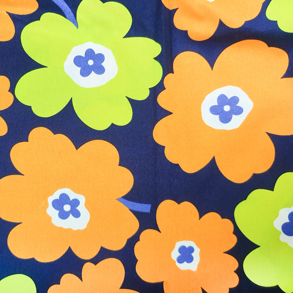 IE BB 20-0606 | Orange and Lime Flowers