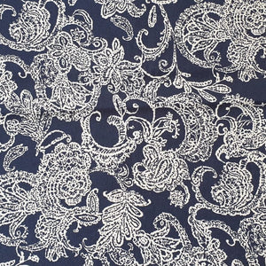 damask pattern fabric