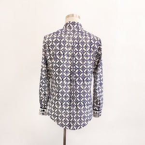 Pattern: 303 – Menswear Long Sleeve Shirt *Custom Fit