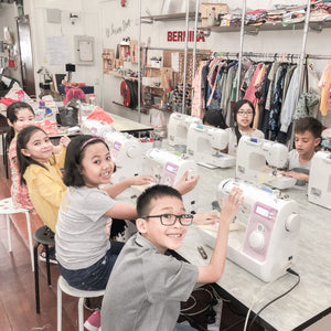 Kids Fashion Sewing 101 – Introduction to Sewing