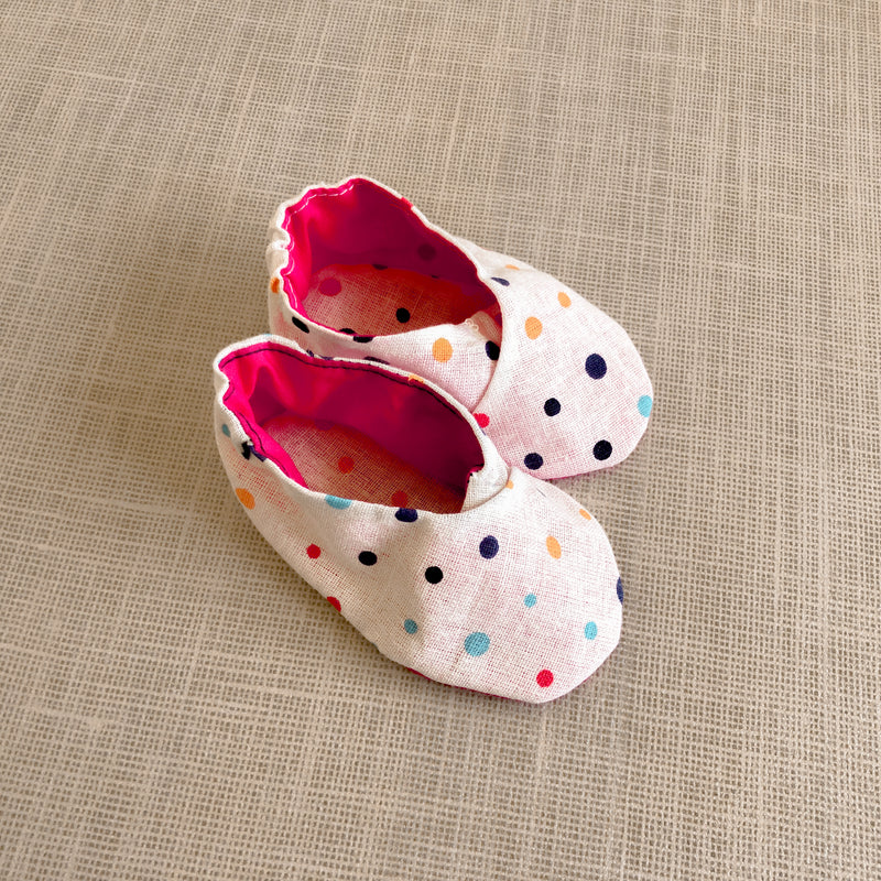 [E-Classes] Baby Booties & Mittens