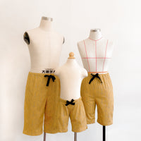 [E-Classes] Unisex Pyjamas Shorts [Kids & Adults] *Custom Fit