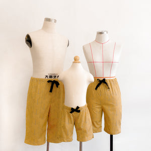 Fashion Sewing 223  – Unisex Pyjamas Shorts *Custom Fit