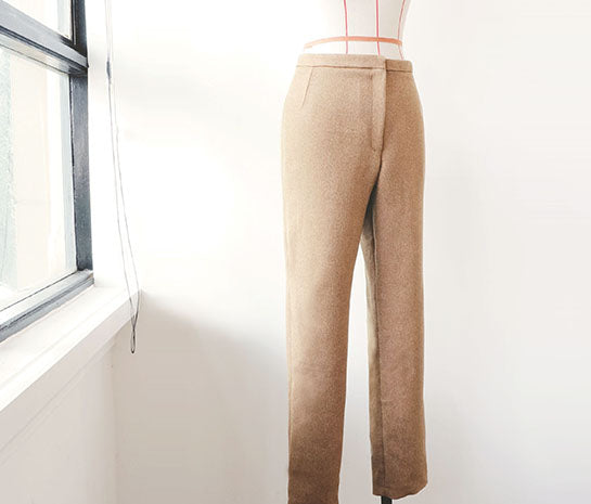 Sewing & Patternmaking INT: Womenswear Pants