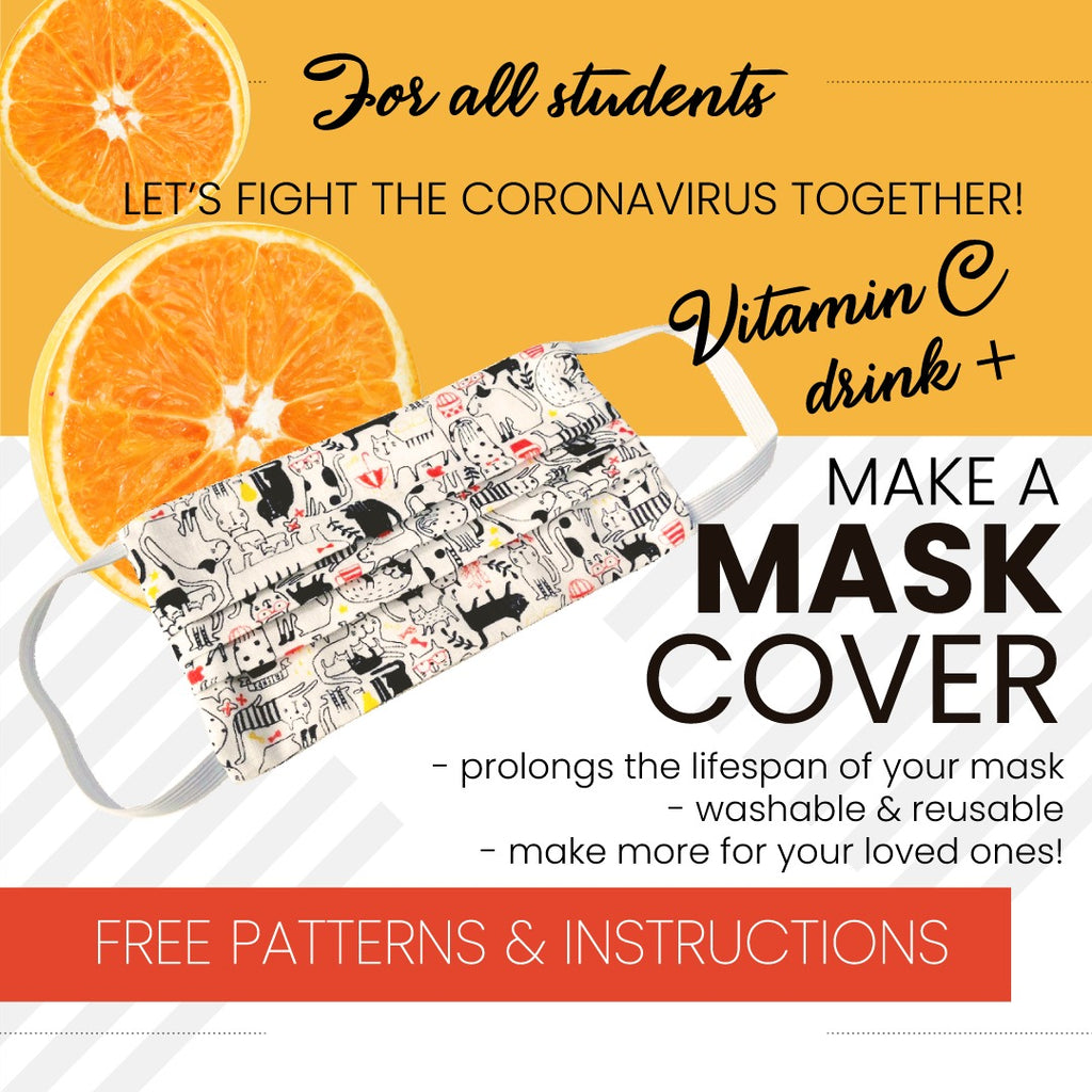 Pattern: Make A Mask Cover
