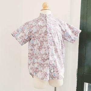 Kidswear: Boys' Casual Shirt K301