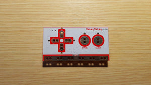 Sew-It-Yourself Game Controller featuring MakeyMakey kit