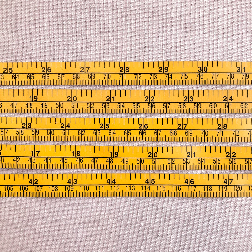 Tailor Measuring Tape with 1.5 metre long