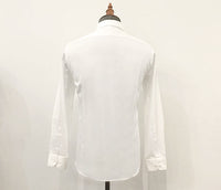 Men's Tailored Business Shirt with back yoke